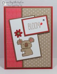 Kind Koala - Stamp With Amy K