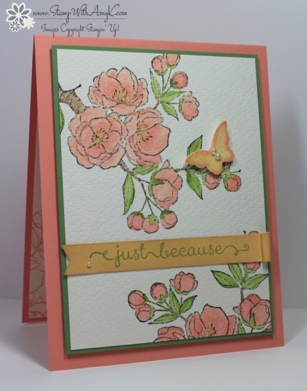 Indescribable Gift - Stamp With Amy K