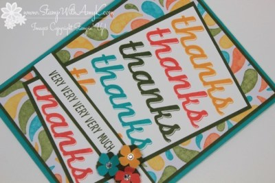 Fabulous Four 3 - Stamp With Amy K