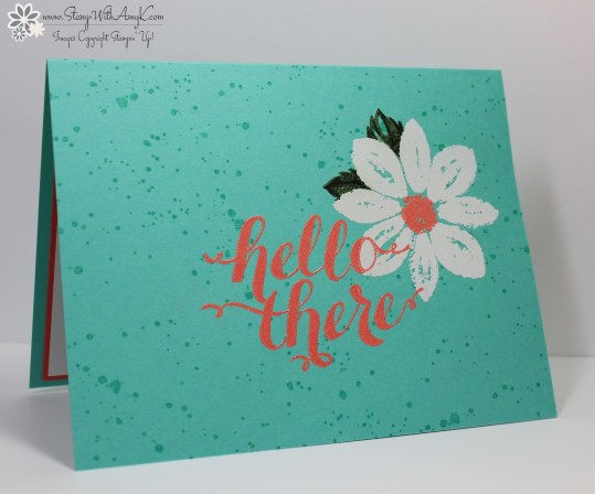 Hello There - Stamp With Amy K