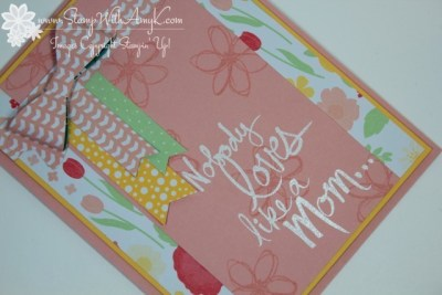 Mother's Love 4 - Stamp With Amy K