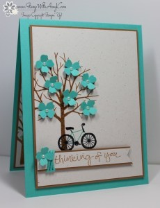 Sheltering Tree - Stamp With Amy K