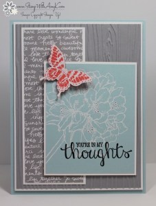 Best Thoughts 2 - Stamp With Amy K
