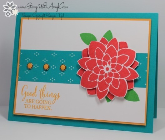 Crazy About You - Stamp With Amy K