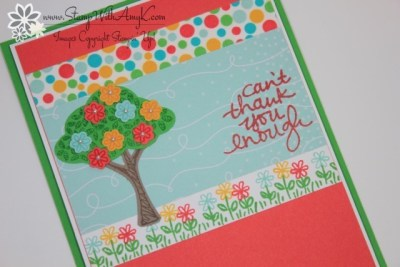 Sprinkles of Life 3 - Stamp With Amy K