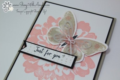Watercolor Wings 3 - Stamp With Amy K