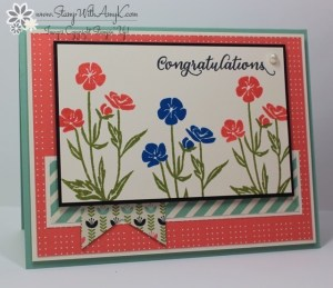 Wild About Flowers 1 - Stamp With Amy K