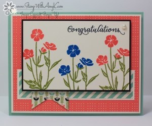 Wild About Flowers 2 - Stamp With Amy K