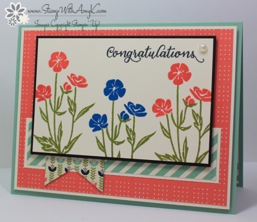 Wild About Flowers - Stamp With Amy K