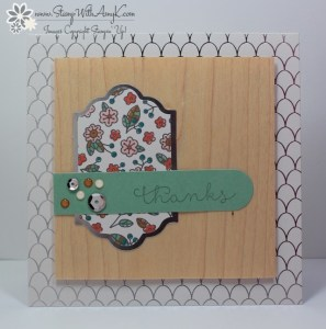 Cottage Greetings 1 - Stamp With Amy K