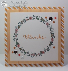 Cottage Greetings 2 - Stamp With Amy K