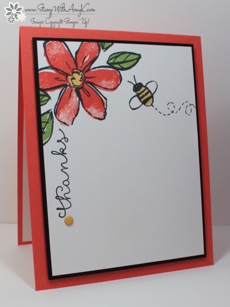 Garden in Bloom - Stamp With Amy K