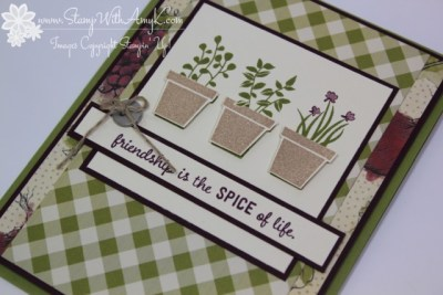 Gift From The Garden 3 - Stamp With Amy K