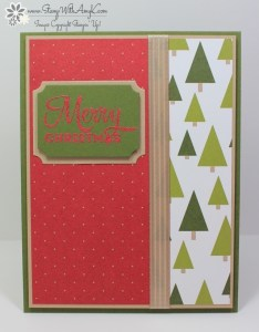 Lots of Joy 1 - Stamp With Amy K