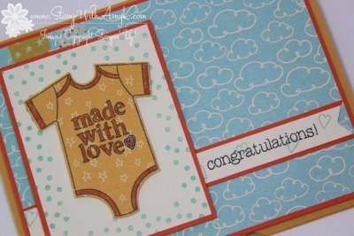 Made With Love 3 - Stamp With Amy K