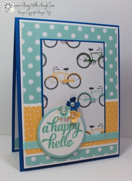 Tin of Cards - Stamp With Amy K