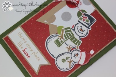 Snow Place 3 - Stamp With Amy K