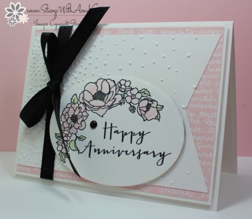 Timeless Love - Stamp With Amy K