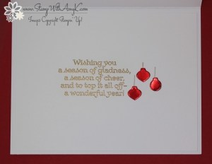 Versatile Christmas - Stamp With Amy K