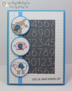 Barnyard Babies 2 - Stamp With Amy K
