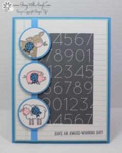 Barnyard Babies 2 - Stamp With Amy K
