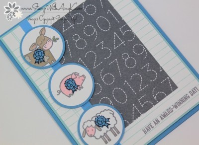 Barnyard Babies 3 - Stamp With Amy K