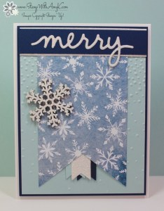 Flurry of Wishes 2 - Stamp With Amy K