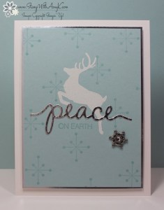 Jolly Christmas 2 - Stamp With Amy K