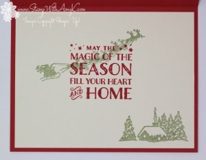 Cozy Christmas 4 - Stamp With Amy K