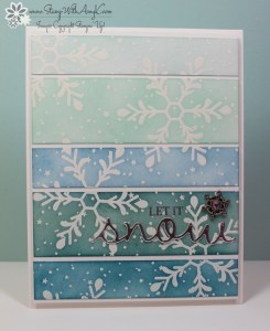 Holly Jolly Greetings 2 - Stamp With Amy K