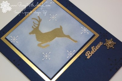Jolly Christmas 3 - Stamp With Amy K