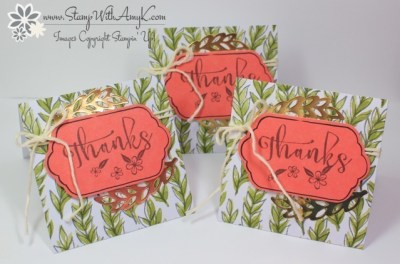 October Paper Pumpkin 2 - Stamp With Amy K