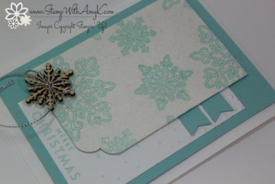 Flurry of Wishes 3 - Stamp With Amy K