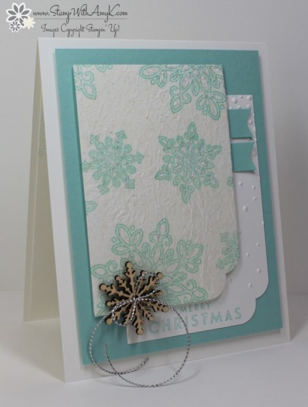 Flurry of Wishes - Stamp With Amy K