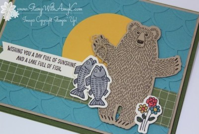 Bear Hugs 3 - Stamp With Amy K