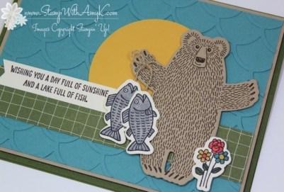 Bear Hugs 3 - Stamp With Amy K