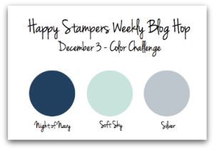 Color Challenge Dec 3