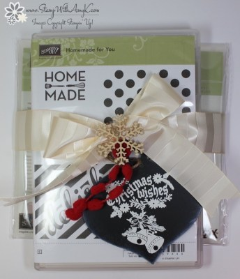 Cozy Christmas 2 - Stamp With Amy K