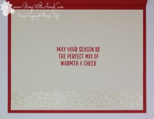 Joyful Season 4 - Stamp With Amy K