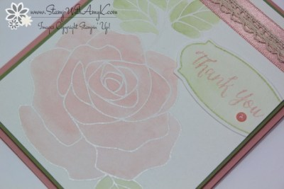 Rose Wonder 3 - Stamp With Amy K