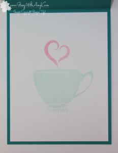 A Nice Cuppa 4 - Stamp With Amy K