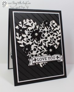 Bloomin' Love 2 - Stamp With Amy K