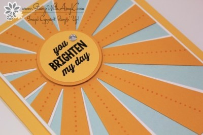 Sunburst Sayings 3 - Stamp With Amy K