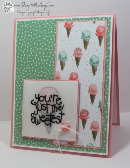 Apple of My Eye - Stamp With Amy K