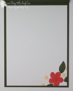 Botanical Blooms 4 - Stamp With Amy K