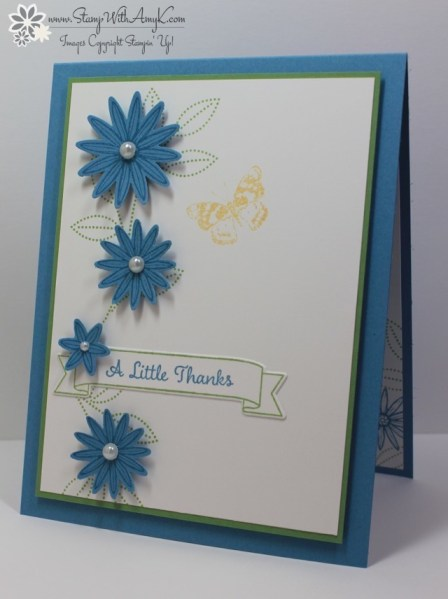 Grateful Bunch - Stamp With Amy K