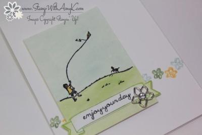 Happy Home 3 - Stamp With Amy K