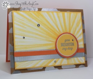 Sunburst Sayings 1 - Stamp With Amy K