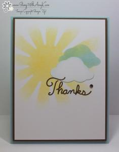 Sunburst Sayings 2 - Stamp With Amy K