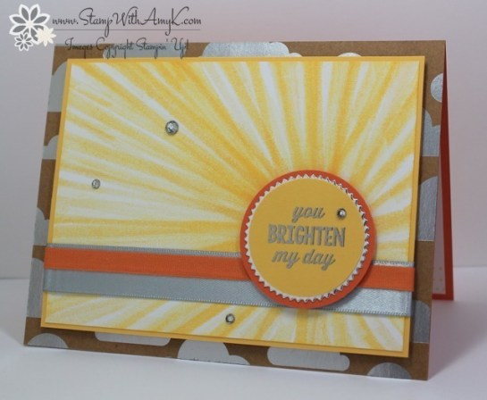 Sunburst Sayings - Stamp With Amy K